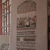Heirloom Stitching Sampler