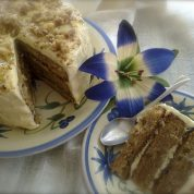 Al rico pastel…
