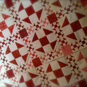 En patchwork…